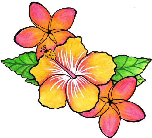 Flower tattoo png. Clipart image maoma pinterest