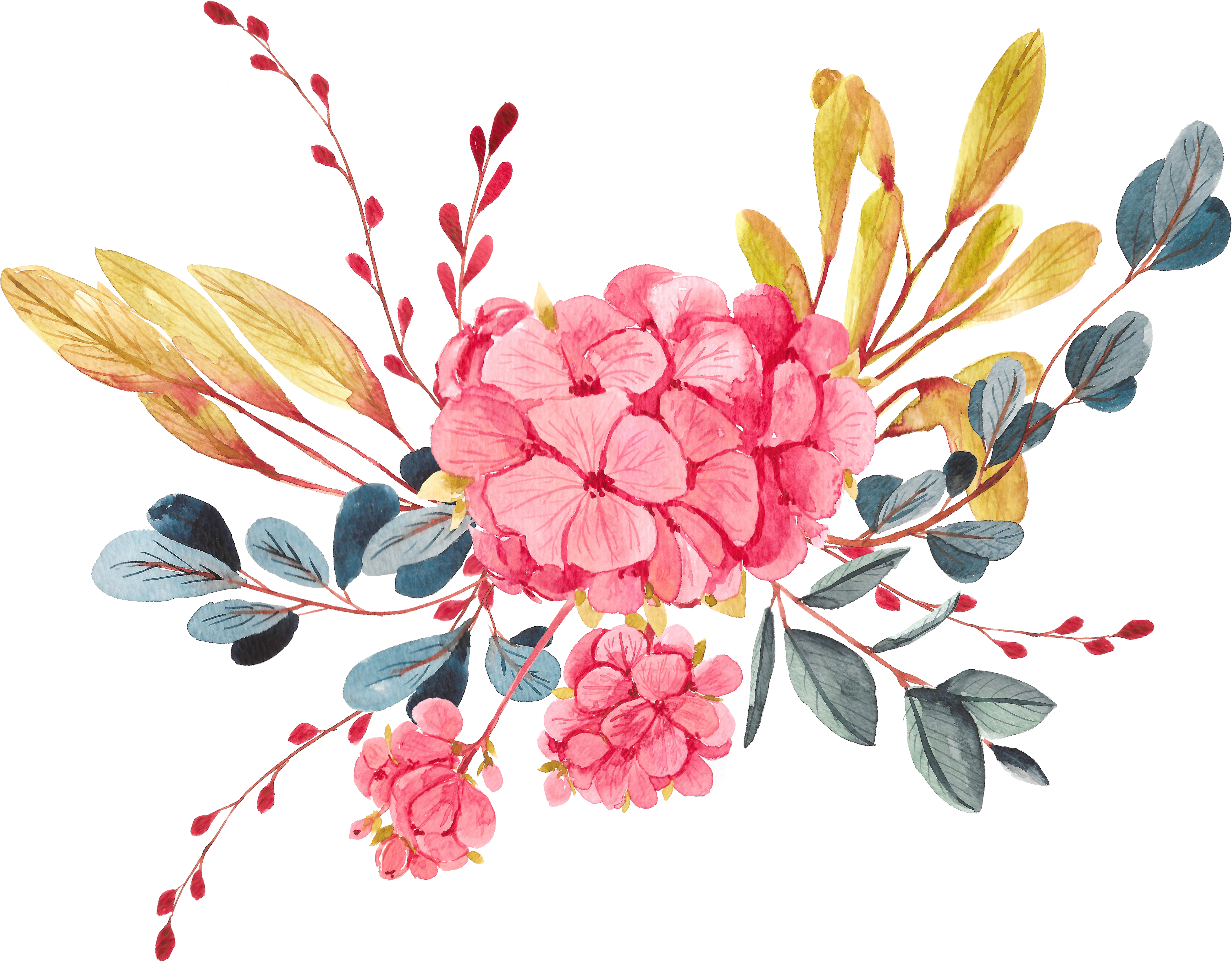 Flowers greeting note cards. Flower tumblr png