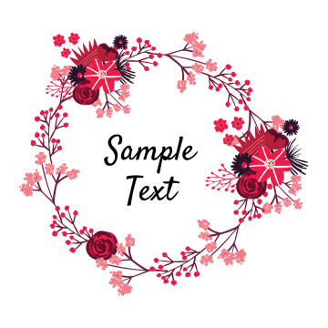 Flower vintage png. Flowers images vectors and