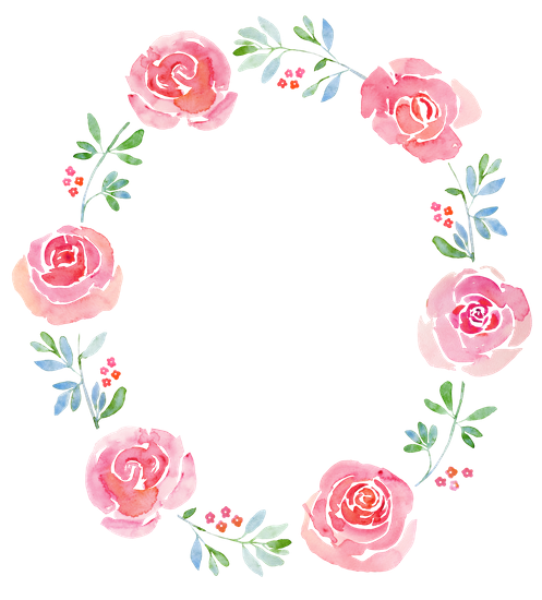 Flower wreath png. Free premium stock photos