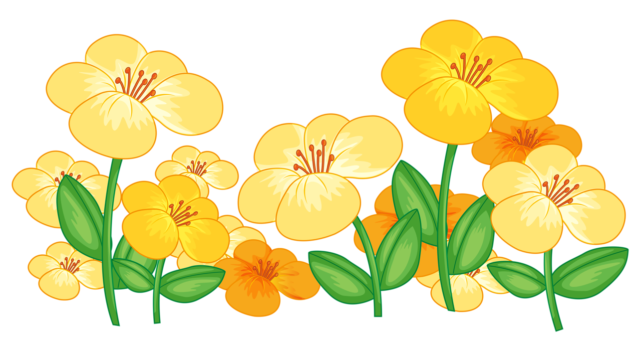 png clip and. Flowers clipart art
