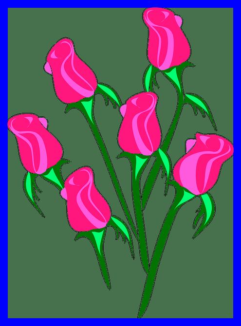 Shocking clip art on. Flowers clipart cartoon