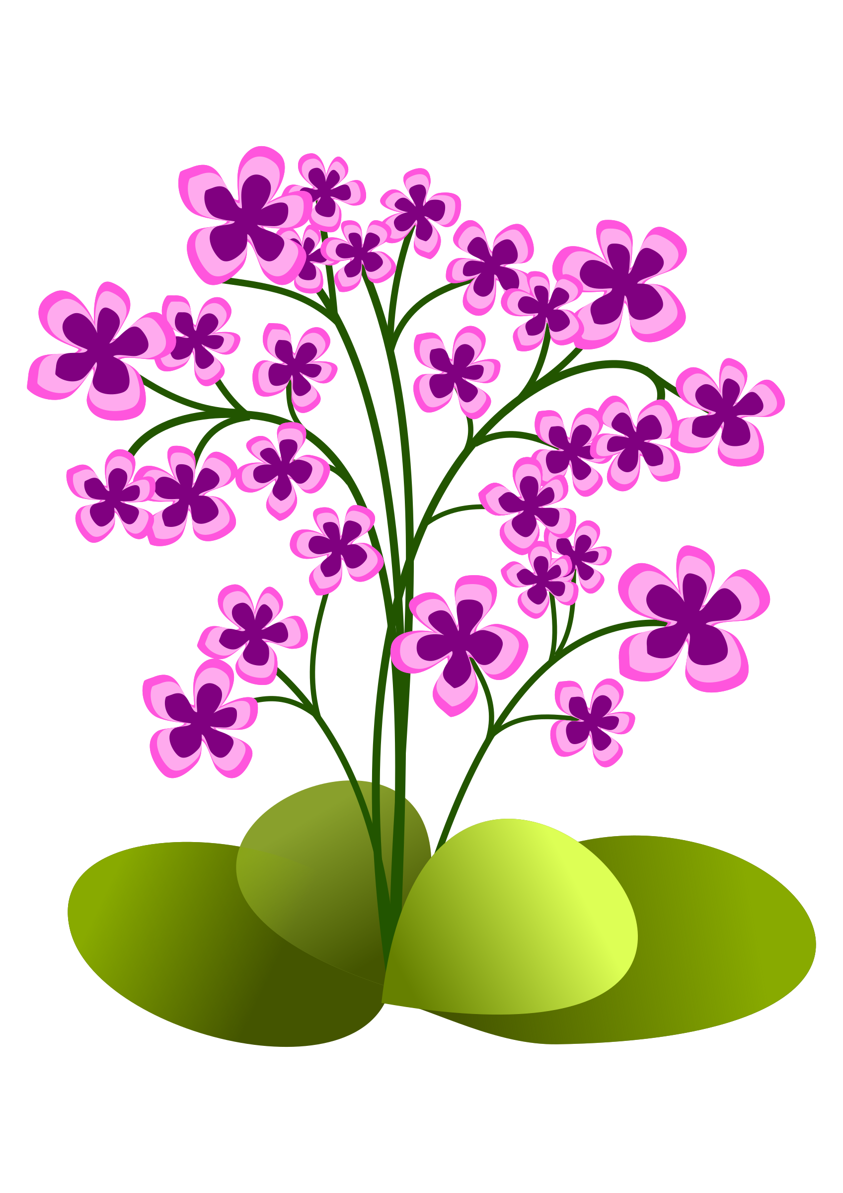 Flowers clipart garden. Small big image png