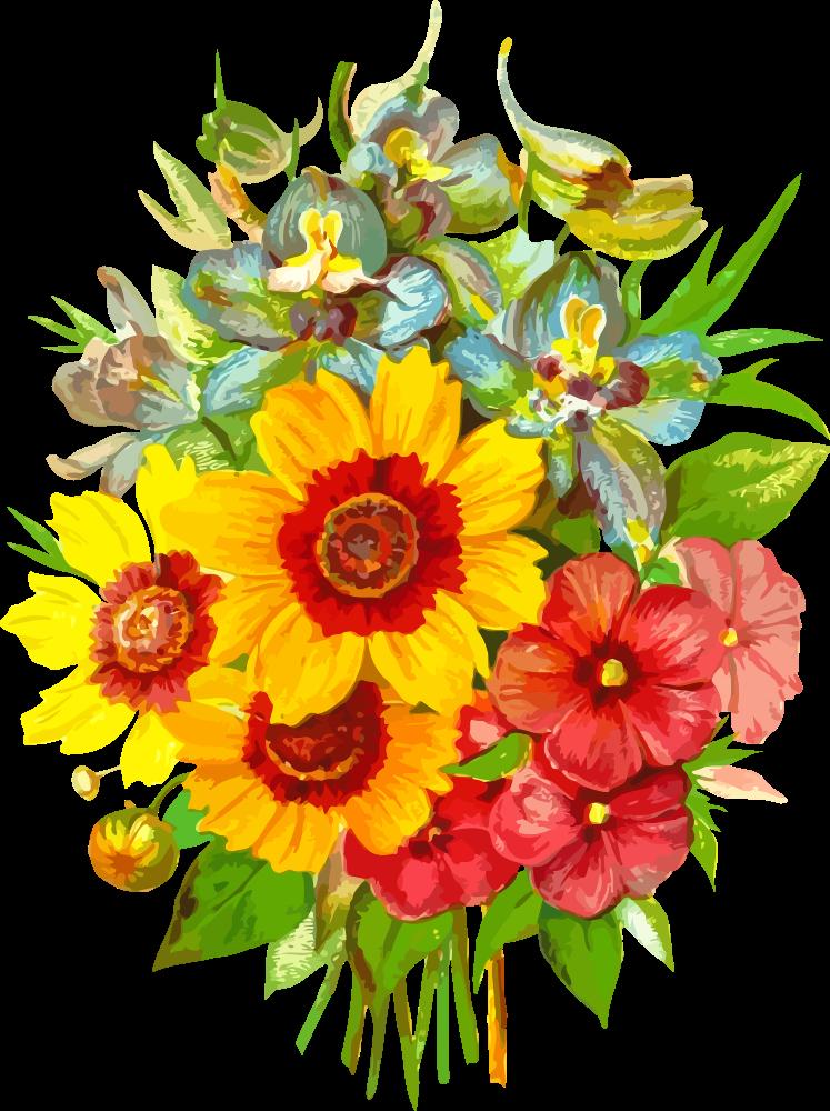 Flowers clipart larkspur. Onlinelabels clip art