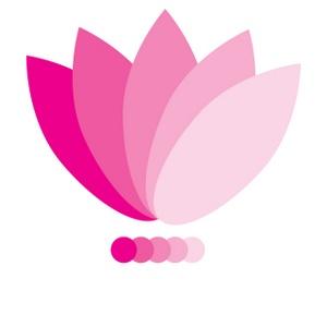 Flowers clipart logo. Floral image element