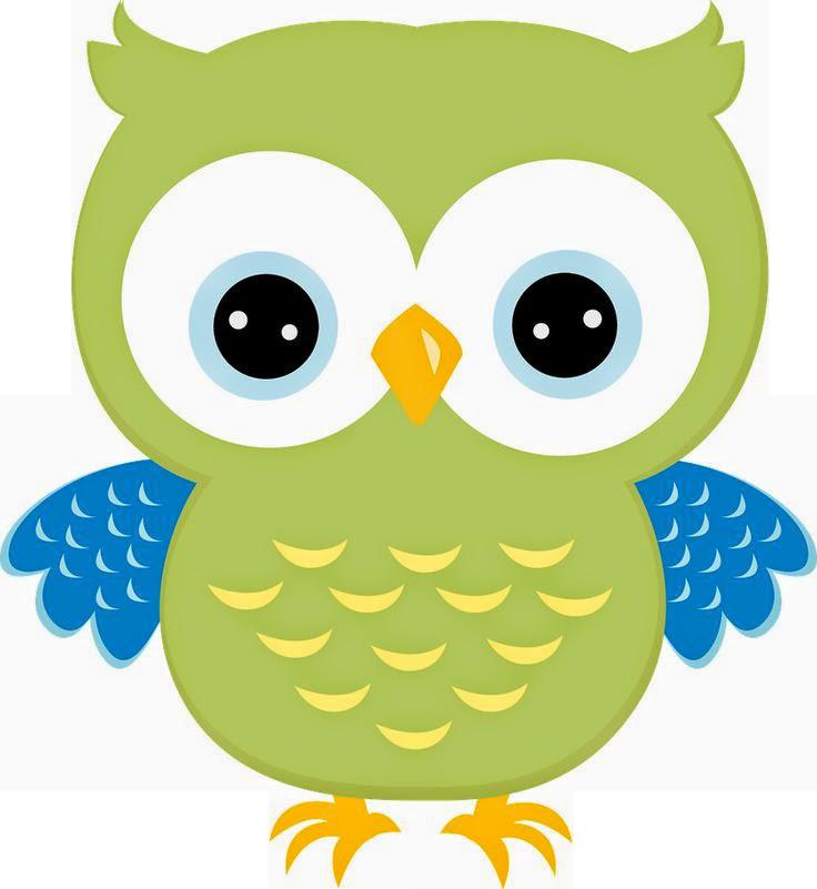 Woodland clipart owl. Corujinha verde png corujas