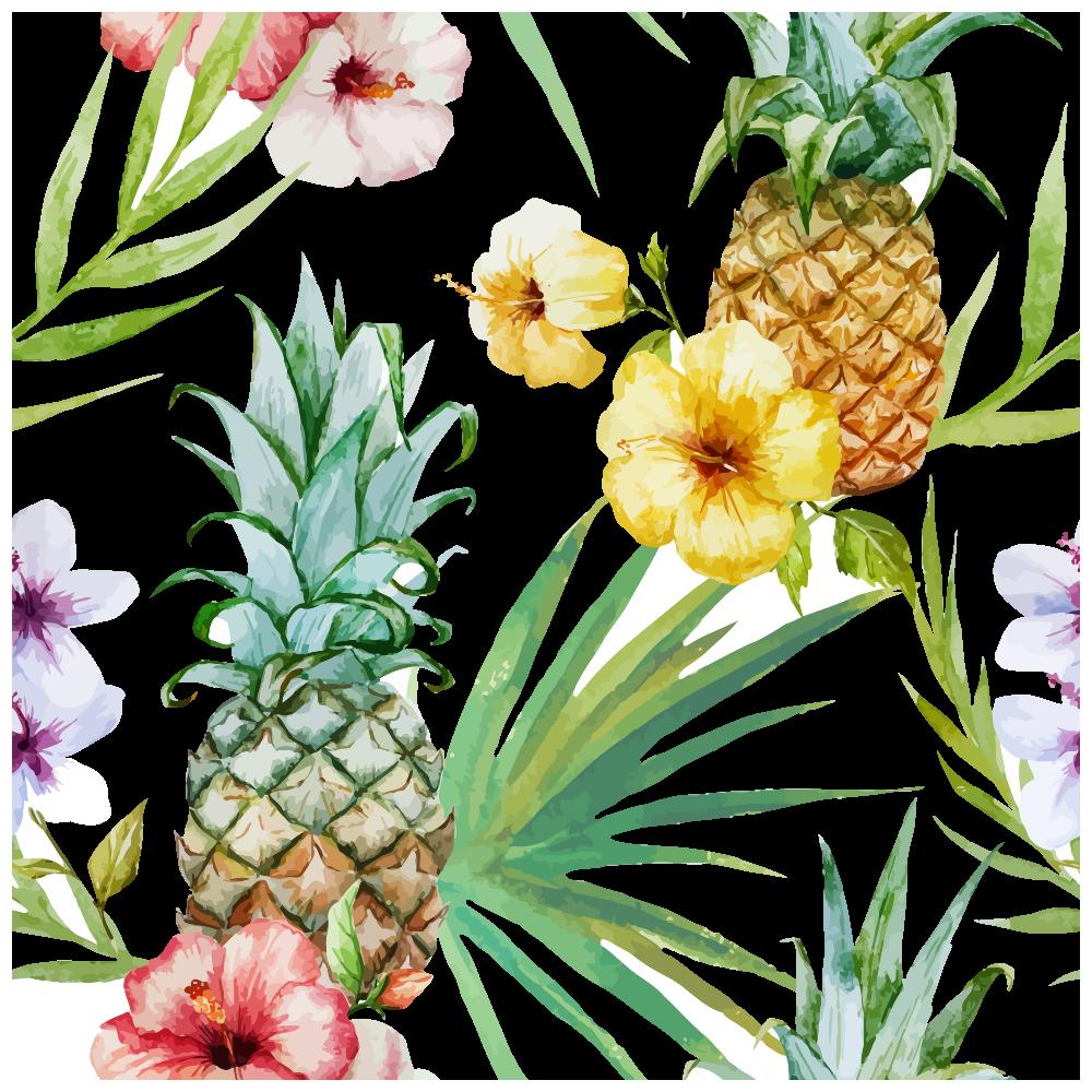 Mango clipart pineapple hawaii. Cuisine of wallpaper tropical