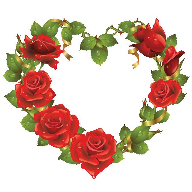 rose clipart shape #141272290