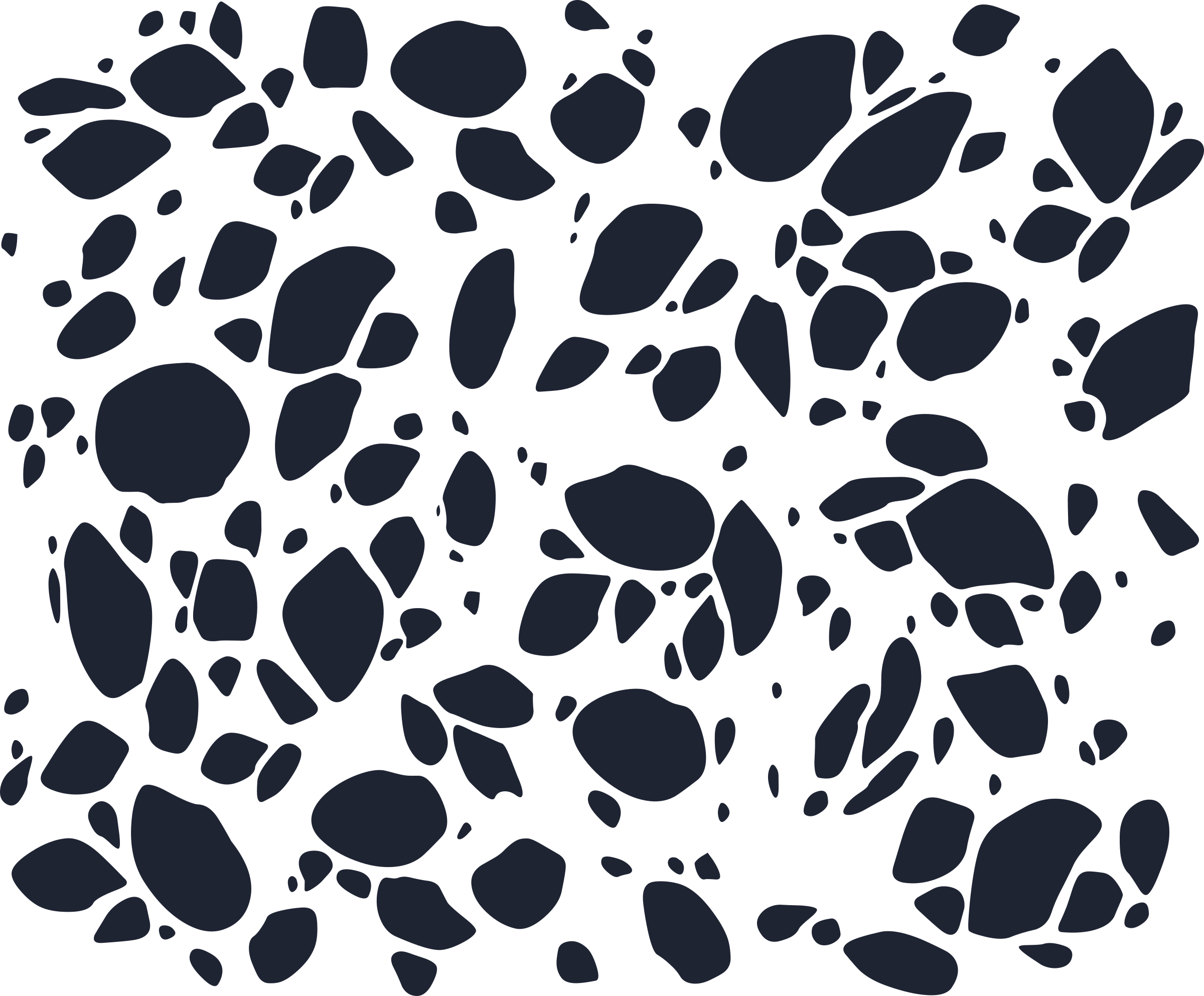Ilmenskie cave gr stone. Flowers clipart texture
