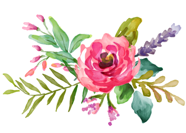 Fleurs tube draw n. Flowers png images