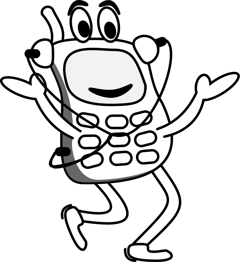 Phone icon png hanslodge. Telephone clipart art