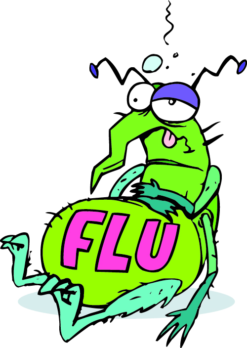 Flu clipart clip art.  clipartlook