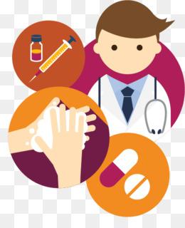 Spanish . Flu clipart clip art