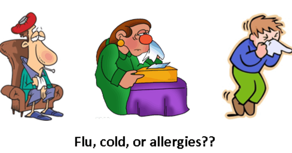 Child care issues protecting. Flu clipart cold illness