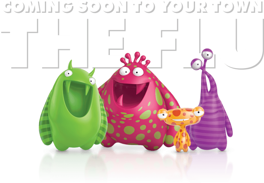 The coming soon to. Flu clipart common cold