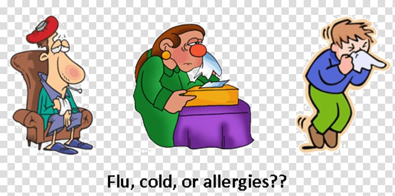 pandemic influenza season. Flu clipart common cold