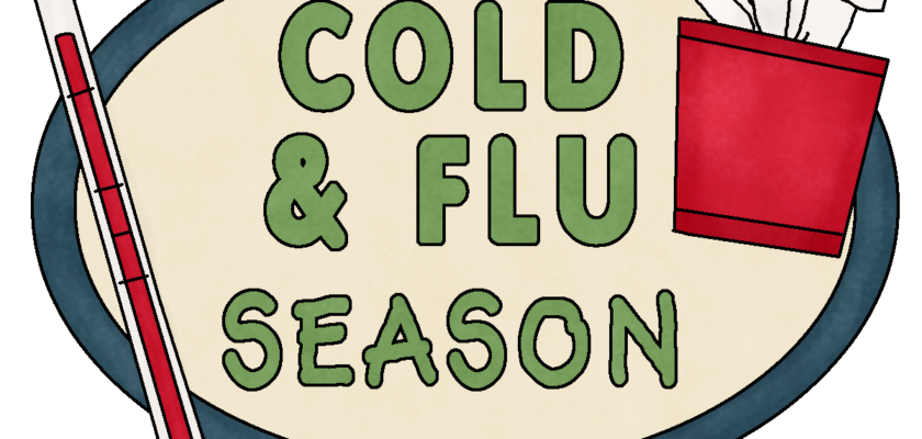 Flu clipart common cold. How to survive and