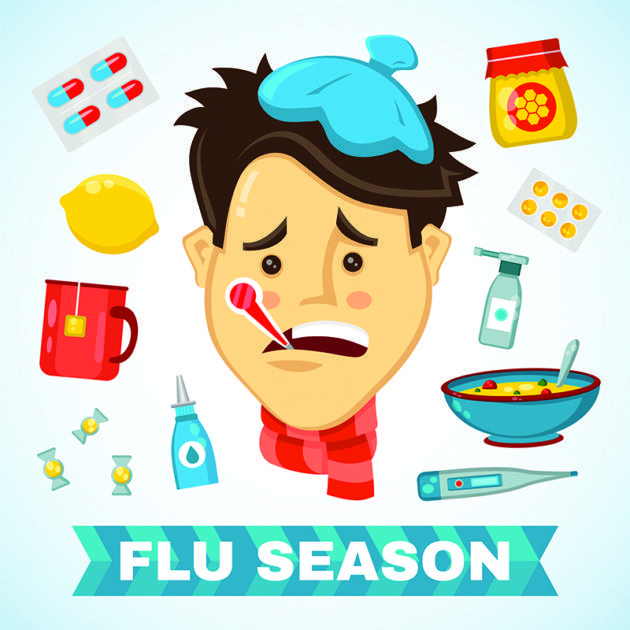 Hits three county residents. Flu clipart disease prevention