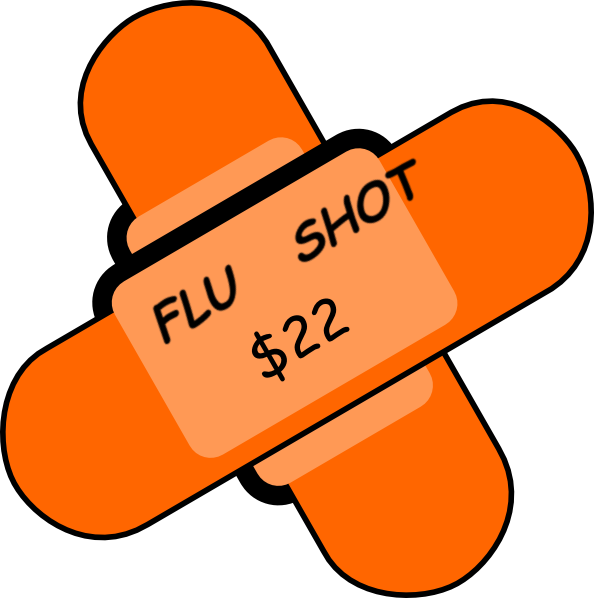 Flu clipart flu shot. Clip art at clker