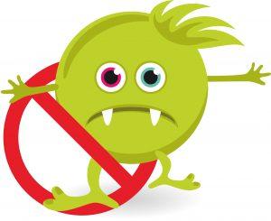 Flu clipart flu virus. Record number of staff