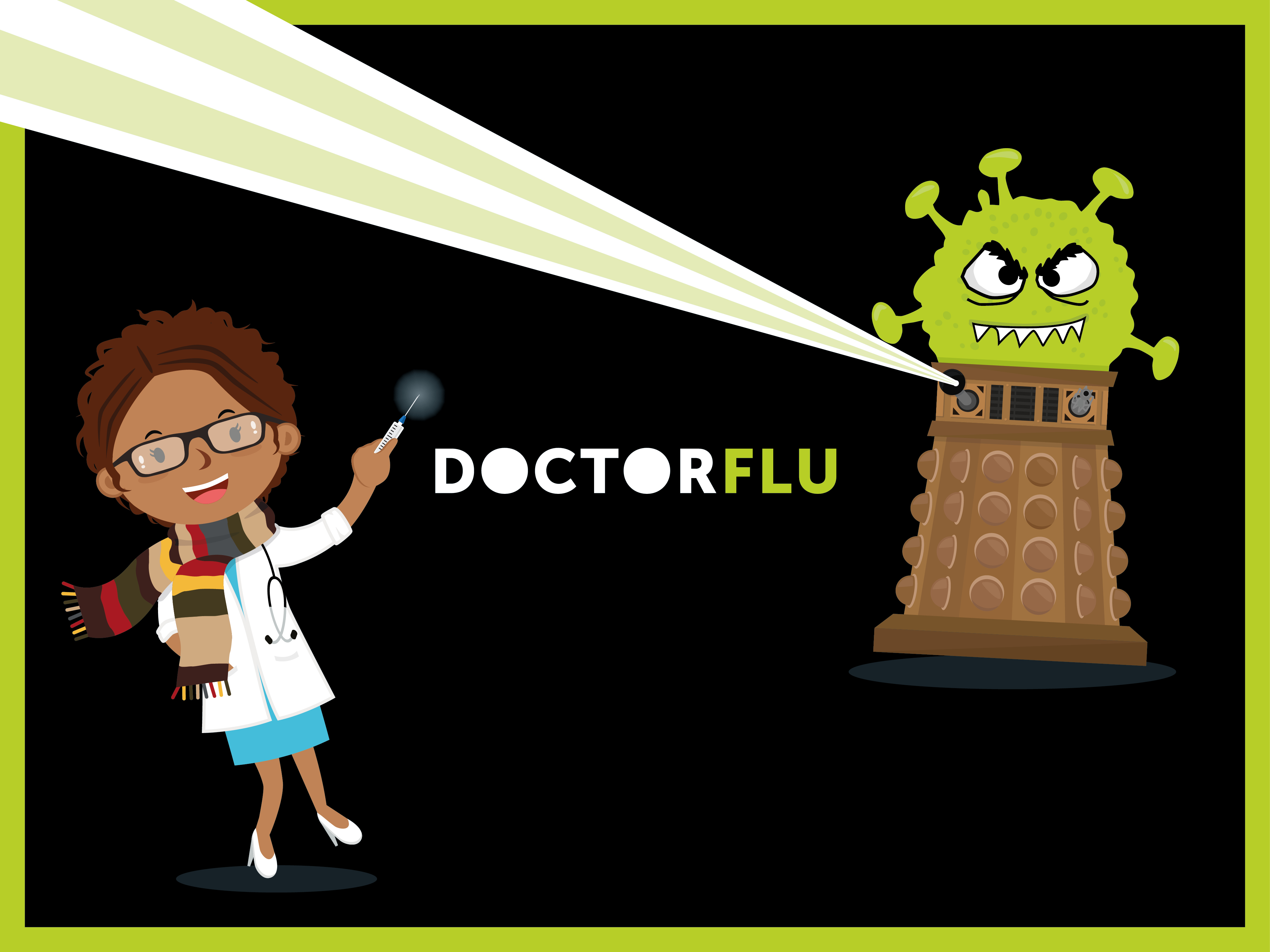 Vaccinations doctor oh well. Flu clipart needle stick injury