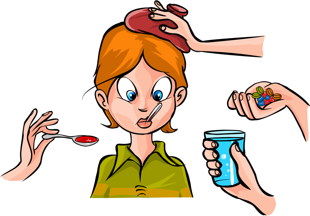 Flu clipart out. Free images download clip