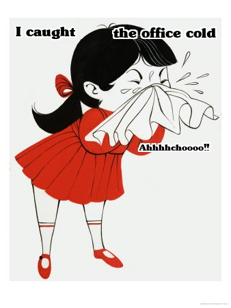 Flu clipart summer. Colds and