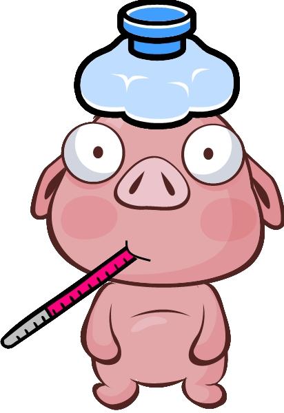 Cliparts zone . Flu clipart swine flu