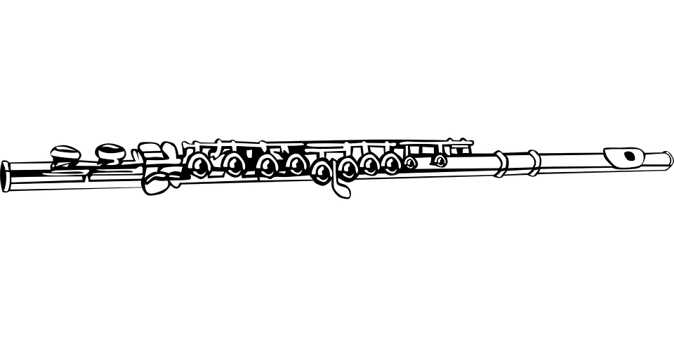 Flutes clipart cartoon. Flute drawn free collection