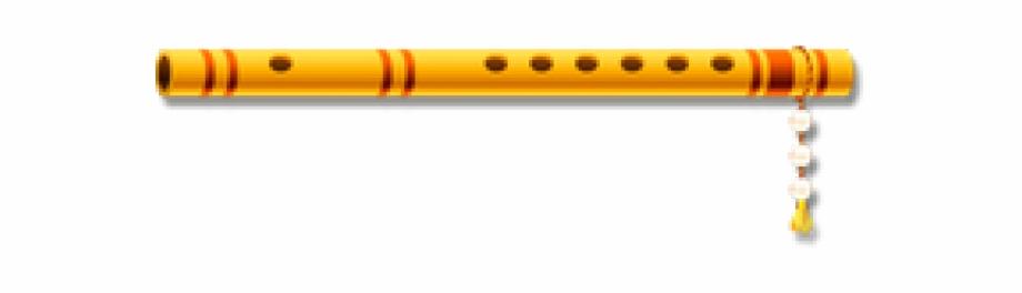 Flute shree krishna bansuri. Flutes clipart bansi
