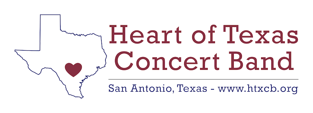 The heart of texas. Flute clipart concert band