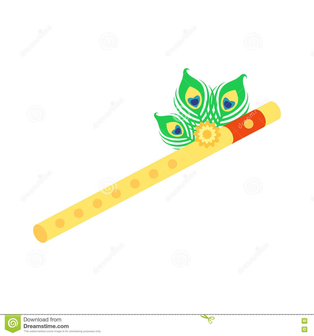 Flutes clipart krishna. Flute station