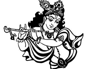 Flutes clipart shree krishna. Image result for shri