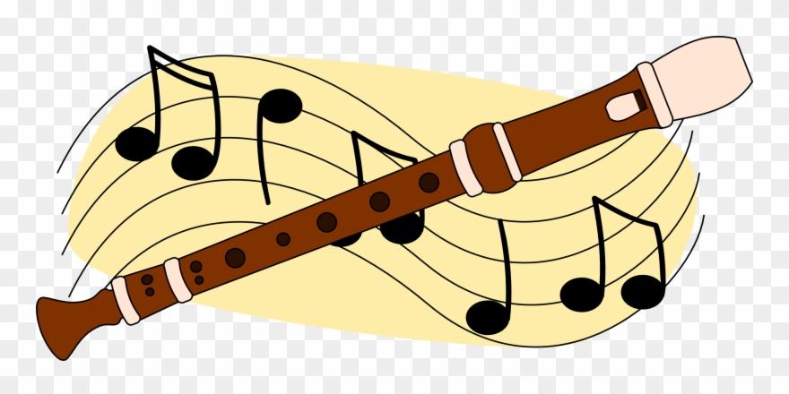 Flute music recorder download. Flutes clipart clip art