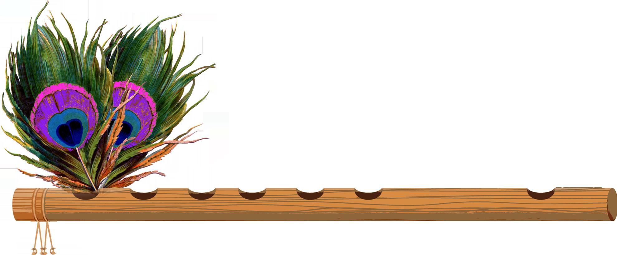 Flute clipart sri krishna. Flutes shree frames illustrations