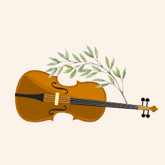 Flutes clipart violin music. Flute x free clip