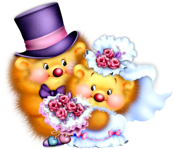 Tubes animaux we are. Flute clipart wedding