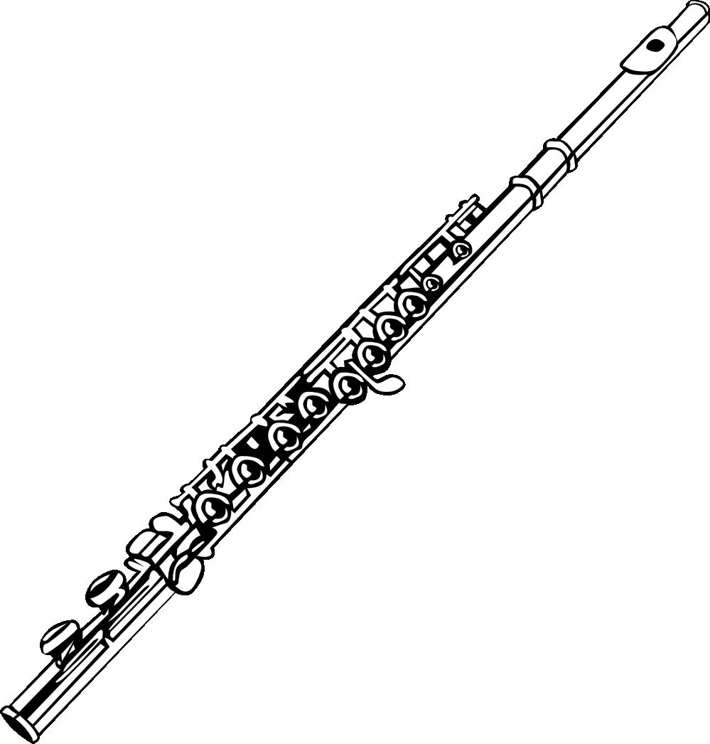 Flutes clipart piccolo. Flute clip art free