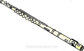 Flutes clipart. Flute clip art panda