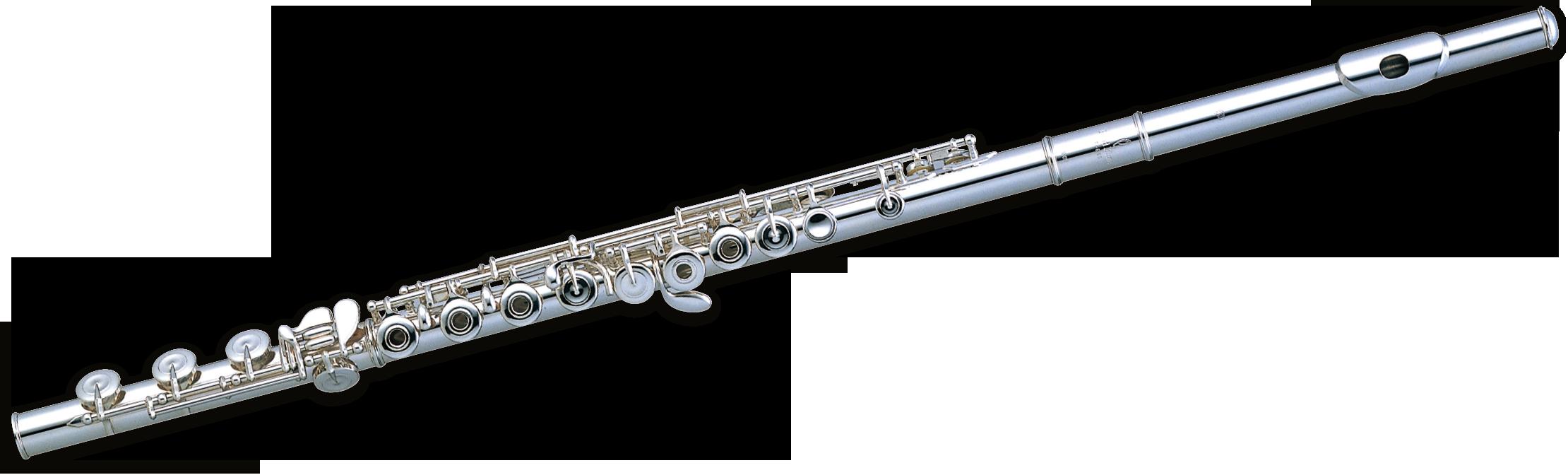 Flutes clipart piccolo. Western concert flute pearl