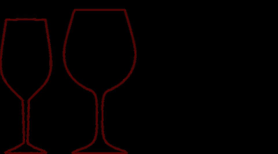 Champagne glasses shop of. Flutes clipart vector