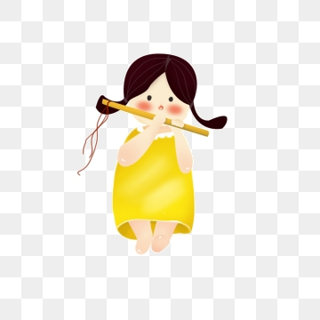 Free download the little. Flutes clipart vector