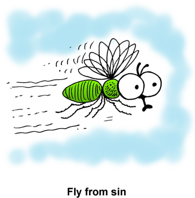 Fly clipart flying fly. Image house from sin