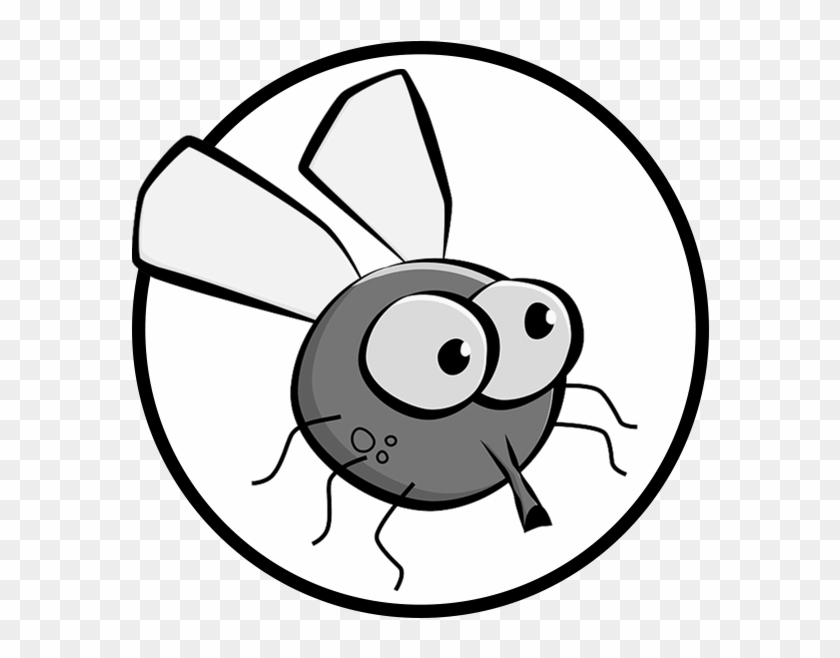 Cerchio png transparent x. Fly clipart mosca