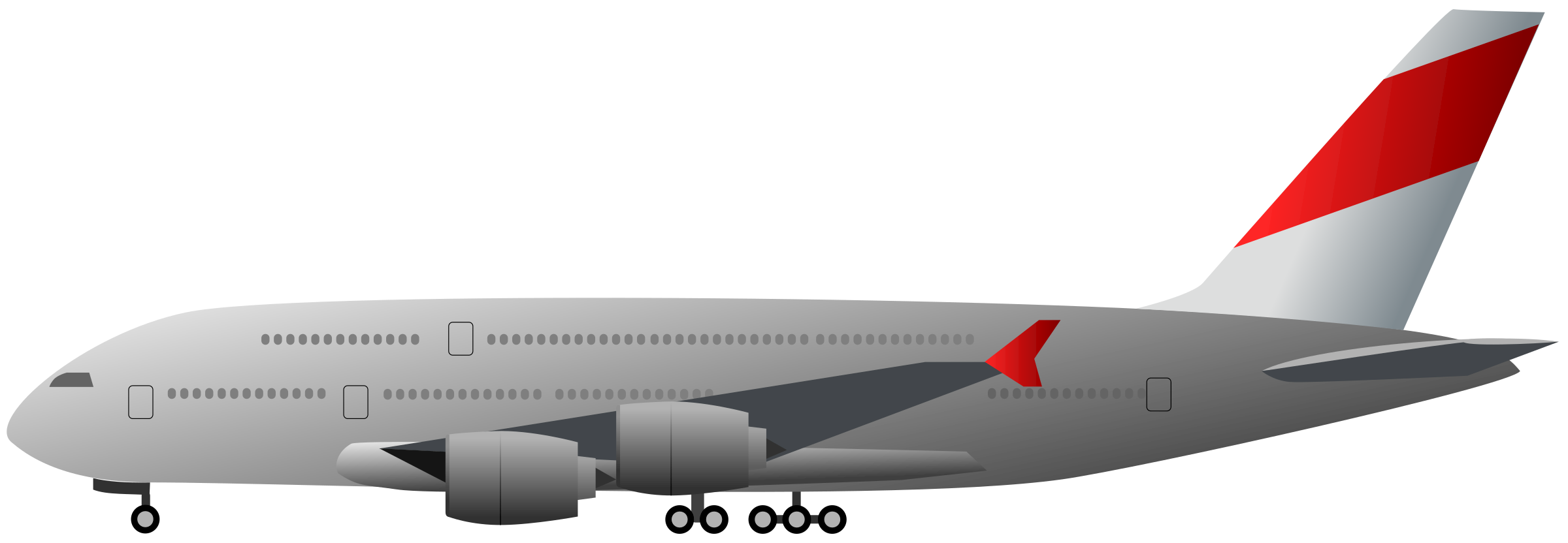 Airliner. Flying clipart a380 airbus