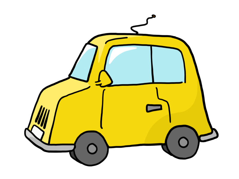 Free black and white. Transportation clipart 5 land