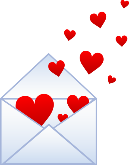 Flying clipart love. Free clip art of