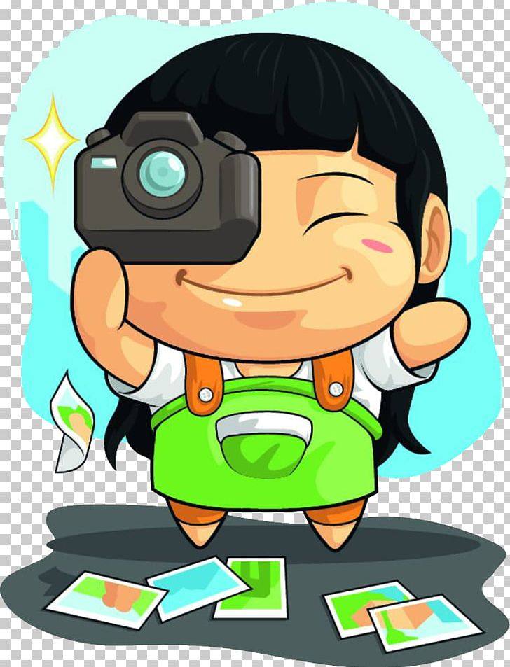 Focus clipart animated. Cartoon photographer photography drawing