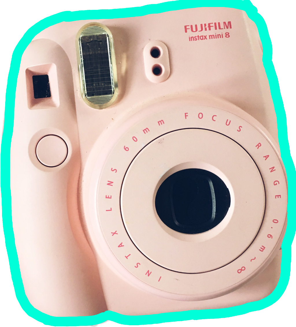 photo clipart instax
