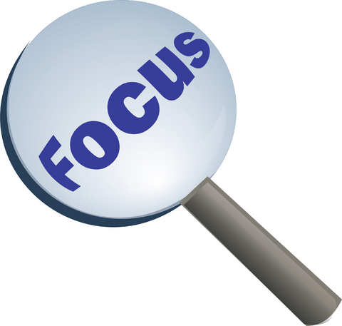 Focus clipart clip art. Stay focused library